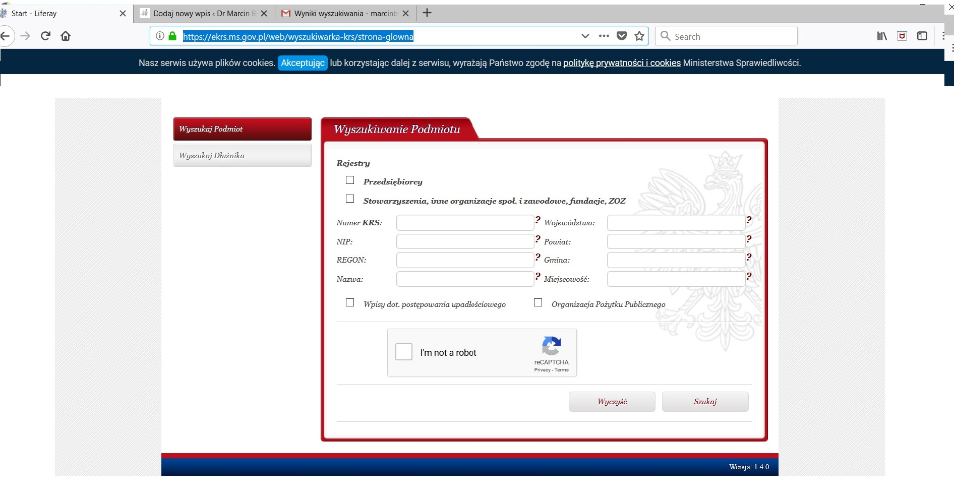 Wie Kann Man Den Handelsregisterauszug Einer Polnischen Firma